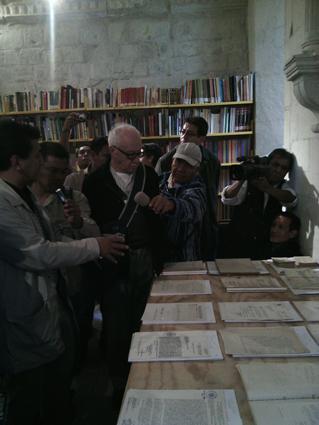 04-Inauguracion-Fondo-Alfonso-Caso-Martin-Gonzalez-Salomon-Nahmad