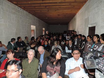05-Asistentes-Coloquio-Mixteca-Inauguracion-Fondo-Alfonso-Caso